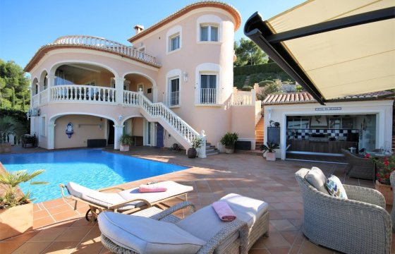 Luxusvilla in Denia-La Sella