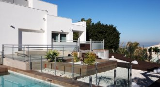 Denia-Modern,Stadtnah mit 2 Pools
