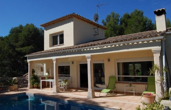 Villa in Denia/La Sella