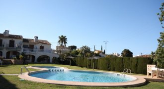 Townhouse with shared pool in Denia