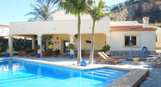 Fantastische Villa in Denia